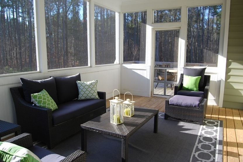 Why incorporate a sunroom into your custom home?