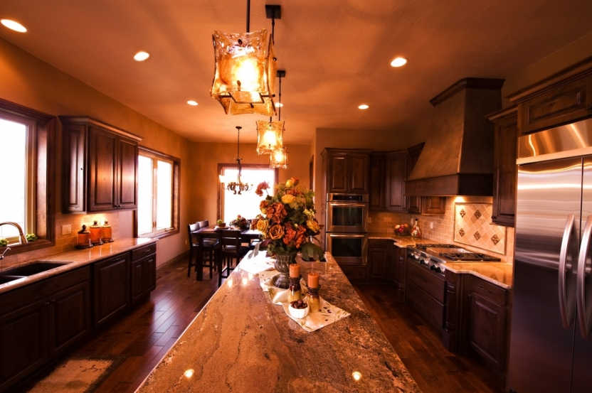 custom kitchen designs for your colorado home | bella vita custom