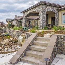 Colorado Custom Homes Exteriors